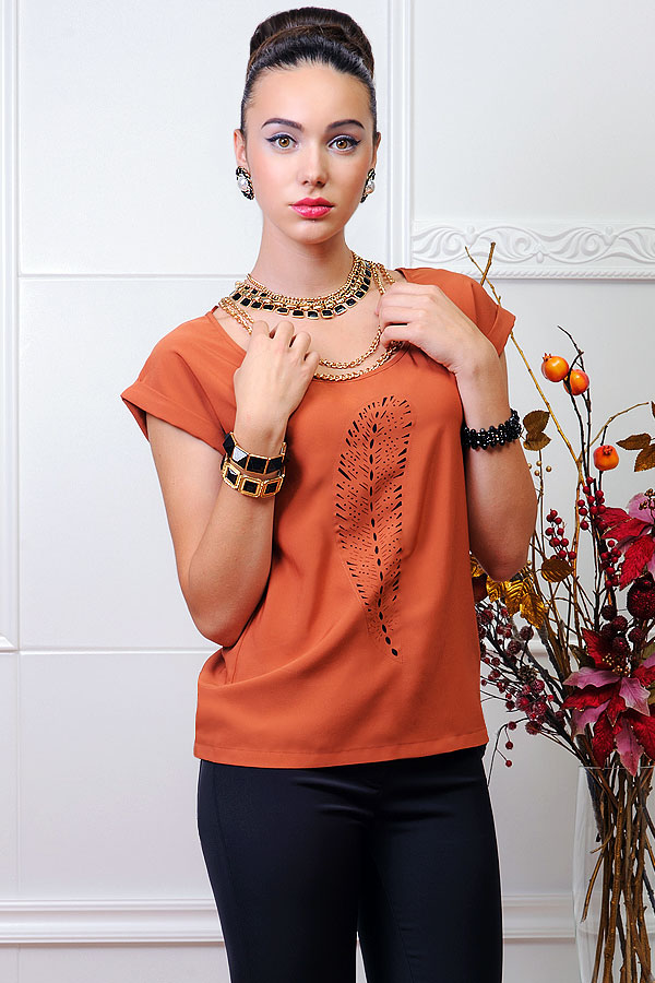 Модные Женские Блузки В Екатеринбурге