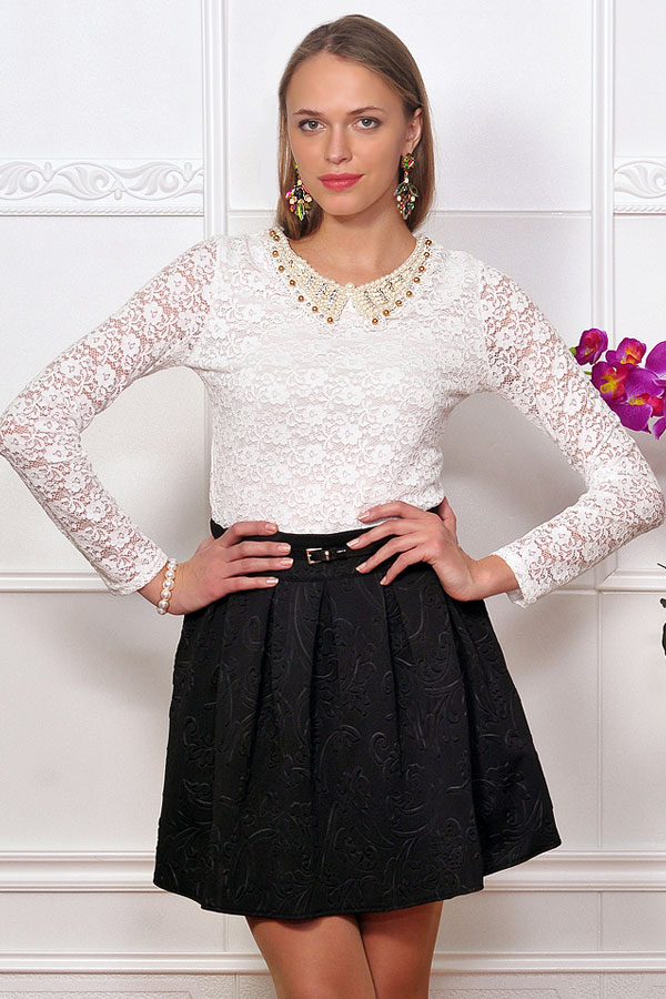 Купить Блузку Из Кружева В Екатеринбурге
