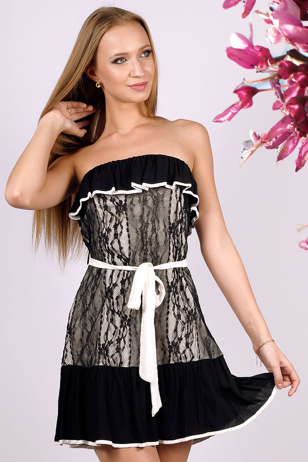 Купить платье из трикотажа интернет магазин женской одежды